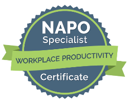 NAPO Specialist Badge - Workplace Productivity